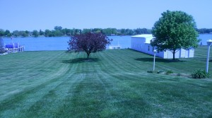 lawn services in Trenton Michigan and Grosse Ile